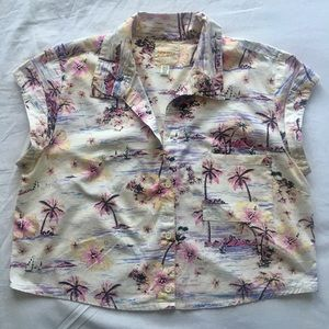 Billabong button up